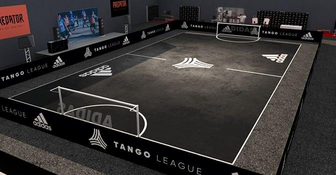 adidas tango league zone